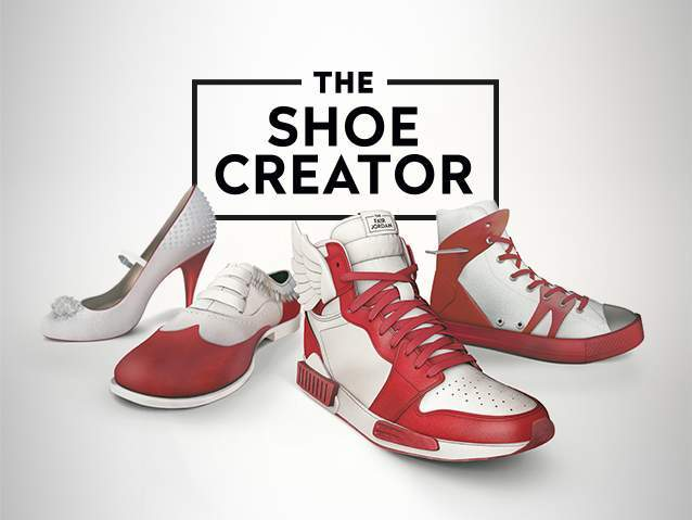 Create and win the ethical shoes of your dreams at www.theshoecreator.ch
